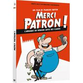 "Le DVD de ""Merci Patron !"" - Fakir Shop"