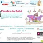 Concours blog parents 2014 - Paroles de Bébé
