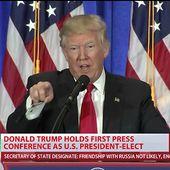 3 journalistes de CNN démissionnent après avoir publié de fausses informations sur Trump - Fdesouche