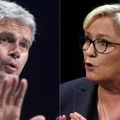 """Laurent Wauquiez refuse de débattre avec Marine Le Pen dans """"l'Emission politique"""" jeudi prochain - Fdesouche"""