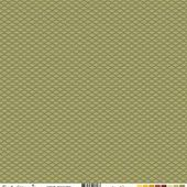 FDSF01406 : feuille un air sauvage feuilles vertes FEE DU SCRAP