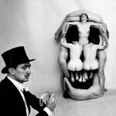 "The Making of ""In Voluptas Mors"" - Salvador Dali & Philippe Halsman - Films not dead. - F.N.D"