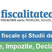 Ce modificari ale Codului fiscal se aplica de la 1 februarie 2013