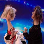Perfection With Hand And Feet - Anne Klinge - Britain's Got Talent 2016