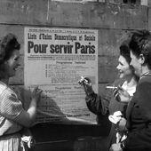 Le vote des femmes a 70 ans