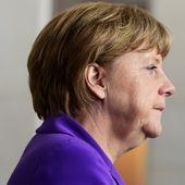 """Pour Angela Merkel, un retour de la Russie dans le G7 n'est """"pas imaginable"""" actuellement"""
