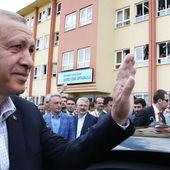 Turquie : le parti du président Erdogan perd la majorité absolue lors des élections législatives