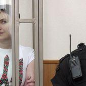 La pilote ukrainienne Nadia Savtchenko condamnée à 22 ans de prison par la justice russe