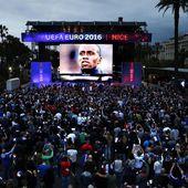 """Euro 2016 : il cache un fumigène dans son rectum et blesse deux personnes dans la """"fan zone"""" de Nice"""