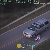 VIDEO. Etats-Unis : comment une policière a tiré sur un homme noir non armé