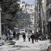 EN IMAGES. La tragédie d'Alep vue par les dessinateurs de presse