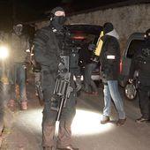 Cinq interpellations lors d'une opération policière contre l'organisation ETA