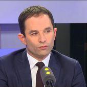 """Revenu universel : Benoît Hamon ne veut pas qu'""""on règle le chômage à coup de pauvreté"""""""