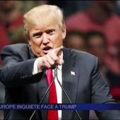 L'Europe inquiète face à Trump