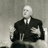 """Histoires d'info. """"Pas de confusion des caisses"""". L'irréprochable morale du Général de Gaulle"""
