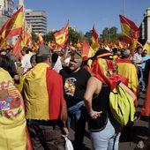 DIRECT. Catalogne : entre 350 000 et 950 000 personnes à la manifestation anti-indépendance de Barcelone