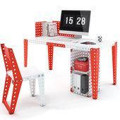 Meccano Home Furniture
