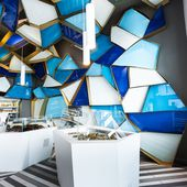 Visual Fishmonger Interior Design in Montreal