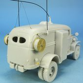 kit Gaso.line chevrolet radio K-51 1/48