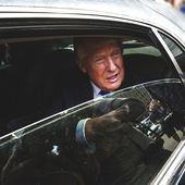 Trump's presidential car is actually a tank-like Beast