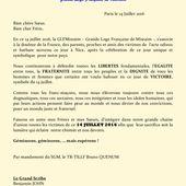 Grande Loge Française de Misraïm - GLFM - La franc-maçonnerie Egyptienne différente du rite de Memphis et de Memphis-Misraim - Accueil