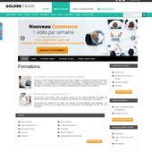 Formations aux nouvelles pratiques d'affaires