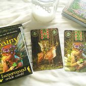 Review Fairy Lenormand Oracle cards