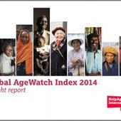 Global AgeWatch Index 2014: Insight report, summary and methodology | Reports | Global AgeWatch Index 2014