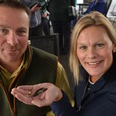 Rare second century brooch discovered in field