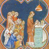 25 avril 1214 - Naissance du futur saint Louis à Poissy - Herodote.net