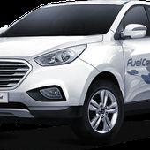 Hyundai ix35 Fuel Cell : voiture SUV Hydrogène écologique