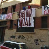 """""""Una casa per i francesi"""": il GUD occupa a Lione e crea il Bastion Sociale"""