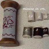 rocchetto mini cm. 2 - Il Telaio Povolaro