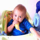 Diversificare .... despre baby led weaning (BLW) sau autodiversificare - În brațe la mami