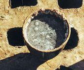 Les modes de production - Frise chronologique histoire du sel - Inrap