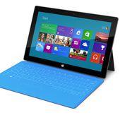 Microsoft a surestimé le succès de Surface