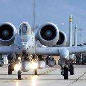 Les A-10 de l'US Air Force reviennent en Europe
