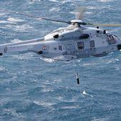"""Deux """" plans d'urgence """" pour les NH90 NFH"""