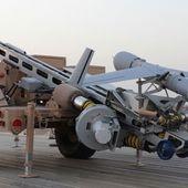 Vol inaugural d'un ScanEagle afghan