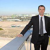 """Franck Mereyde, directeur de l'aéroport d'Orly : """" l'enjeu des prochaines années est de créer de l'espace """""""