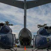 Le Canada déploie trois CH-146 au Moyen-Orient