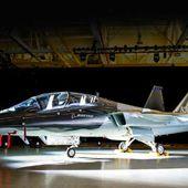 Photo : Boeing et Saab présentent leur T-X
