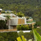 """The Villa"" à Ibiza par le studio d'architecture Metroarea - Journal du Design"