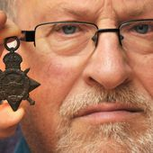 Bid to return lost medal to soldier's family