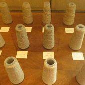 Film Montage : musee de lin à courtrai