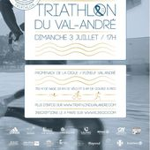 Inscription - Triathlon du Val-André 2016