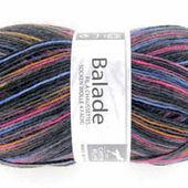 BALADE MULTI - Laines Chaussettes