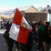 Potosí: diez días de paro indefinido con bloqueo de caminos