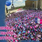 RDV le 16 octobre à 13h à la Porte Dauphine !