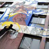 En images - Street Art City ouvre ses murs au public à Lurcy-Lévis (Allier)